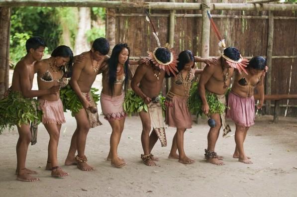 Секс племя мандарин африка